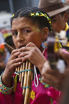 Carnaval de Negros y Blancos 2012 by Dafero, via Flickr Colombia
