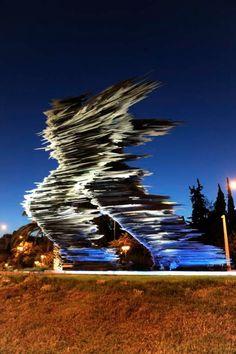 Dromeas Statue, #Athens