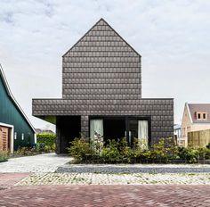 Чёрный дом в Голландии 2
