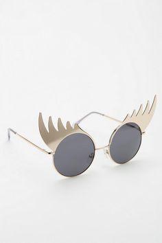 a0755d112de Lash Out Round Sunglasses