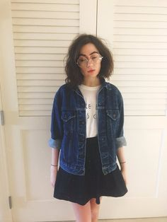 dodie's la la land jacket is the cutest pinterest: @ashlin1025