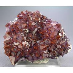 Quartz var. Amethyst from Thunder Bay, Ontario,Canada