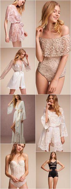Featured Wedding lingerie: BHLDN