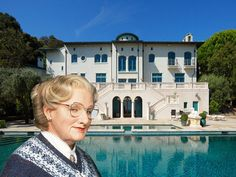 Robin Williams Lists Napa Valley Vineyard and Estate for $35M