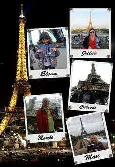 REGÁLAME PARÍS. Novelas viajeras, libros que invitan a viajar. Gracias, amigos, por este maravilloso regalo.