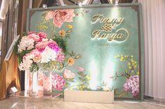 愛絲琳創意婚禮 一站式完美婚禮 isleenwed isleenwed.com/ Floral design wedding decorations 婚禮布置 空間設計 花藝設計【婚禮佈置】Tiffany系-綠意翠蕾-桃園晶宴 婚禮紀錄 微電影拍攝 美式自助婚紗