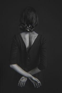 vanillastylesheet:  Portraits for Eva Minaeva (Noah Models) Photography/style: Alexander Kuzmin