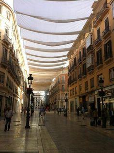 C/Larios, todo un clásico de Málaga