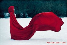 Little Red Riding Hood Cosplays --- Hauntingly beautiful