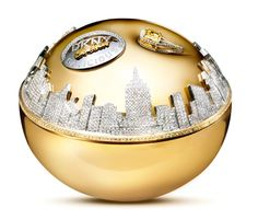 DKNY Golden Delicious Perfume ($1 million) Katz has used a total of 2,700 brilliant white diamonds worth 15.17 carats and 183 golden yellow sapphires to embellish the bottle and has added a flawless 2.43 carat vivid yellow canary diamond on the cap. The fragrance is a combination of notes like apple, white musk and sandalwood. Best perfume just for your personality www.scentbird.com