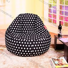 Free Bean Bag Chair Pattern Promotion Online Shopping For - da . Modern Bean Bag Chairs, Modern Wood Chair, Modern Bean Bags, Diy Bean Bag, Cool Bean Bags, Kids Bean Bags, Bin Bag Chair, Bean Bag Pattern, Chaise Diy