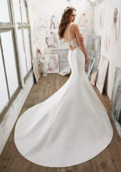 d93dae47a71d Found at Bridal Isle-Loomis, NE-308.876.2583 Marlena Wedding Dress |.  Morilee by Madeline Gardner