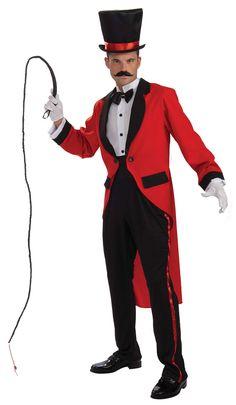 Adult Circus Ring Master Costume