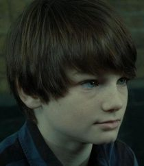 Albus Severus Potter - The younger son of Harry and Ginny, he's portrayed in the final Harry Potter film by Arthur Bowen. He's named after two headmasters of Hogwarts.