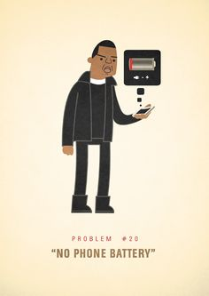 All of Jay-Z's 99 problems.