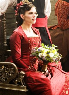 Hayley Atwell in 'The Shadow in the North' (2007).