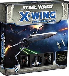 New to X-Wing miniatures game? Our range of Star War X-Wing miniatures essentials includes the core games, space-themed gaming mats, dice and upgrades to standard components. X Wing Miniatures, X Wing Star Wars, Caza Tie, Ffg Star Wars, Jouet Star Wars, Science Fiction, Imperial Assault, Two Player Games, Board Games