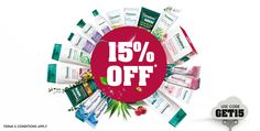 Himalaya Herbals Sale: Get 15% Off* Use Code GET15. Limited Time Offer. Shop Online Now #himalayaherbals   #himalayawellness    #skincare    #himalayaproducts  #herbalproducts   #haircare   #onlineshopping   #babycare   #sale   #offers   #deals