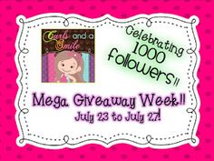 Curls and a Smile: More Giveaways!!!!