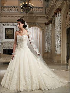 Love the Spanish lace veil!