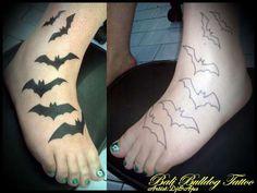 THE BATS tattoo