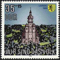 Nicht die teuerste, aber die wichtigste Briefmarke des Sammelgebietes DDR.