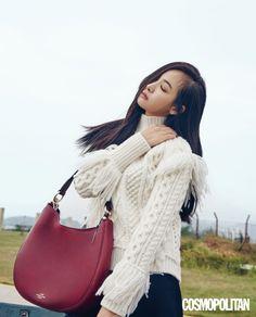 f(x) leader Victoria in Cosmopolitan Korea
