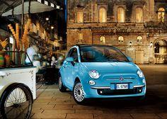 The Italian job. Fiat! <3