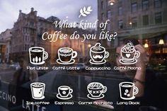 window shop cafe decor - Tìm với Google