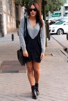 #streetstyle #zara #fashion #jumpsuit #cashmere