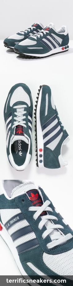 023fe9b32ec adidas Originals LA TRAINER Sneaker clear grey collegiate