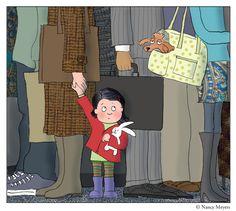 Nancy Meyers - professional children's illustrator, view portfolio