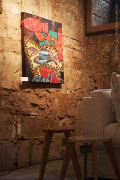 Detalhes - AZ Galeria Itinerante