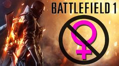 Battlefield 1 is sexist for not having women in multiplayer? #gaming #games #gamer #videogames #videogame #anime #video #Funny #xbox #nintendo #TVGM #surprise