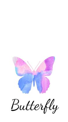 BTS butterfly wallpaper
