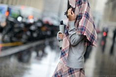 #nicolewarne #onthestreet #streetstyle #pfw #blogger