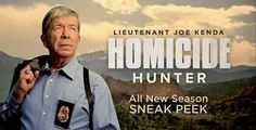 Lt. Joe Kenda Homicide Hunter