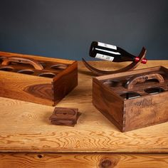 Have you seen the pure genius, gorgeous & chic solid walnut wood Coffee Caddie!  What a stylish way to carry your beverages, it has a retractable handle & it makes an excellent gift!   Support this awesome project! It launched Friday Nov. 18th 2016! Go and get your very own & Please share with everyone!