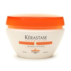 Buy Kerastase Nutritive Masquintense Intense Highly Concentrated Nourishing Treatment, Thick with free shipping on orders over $35, low prices & product reviews   drugstore.com