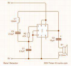 Numeric water level indicator liquid level sensor circuit diagram metal detector circuit ccuart Choice Image