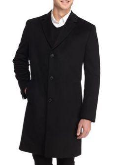 Tommy Hilfiger  Barnes Wool Top Coat