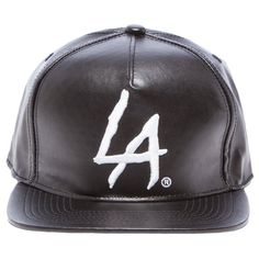 RockSmith The LA Snapback Hat in Black (€8,13) ❤ liked on Polyvore featuring men's fashion, men's accessories, men's hats, hats, black and mens snapback hats