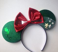 Hey, I found this really awesome Etsy listing at https://www.etsy.com/listing/246229528/the-little-mermaid-ariel-inspired-ears