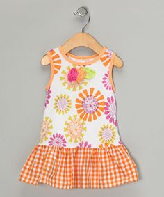 Take a look at this Cream Bliss Ella Dress - Infant & Toddler on zulily today!