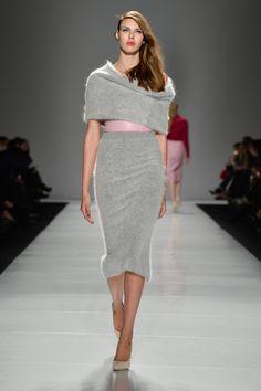 Line Knitwear Fall 2014 - Look 3 #WMCFW