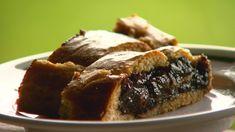 Mézes tekercs – Gasztroangyal   Magyarország finom. Gingerbread, Pie, Sweets, Meat, Baking, Food, Merry Christmas, Ginger Beard, Honey