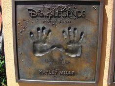 Pollyanna Hayley Mills | Hayley Mills Disney Legend at the Disney Legends Plaza | Flickr ...