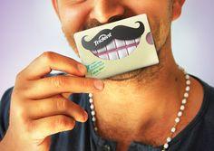 Trident Gum (chewing-gums) | Design (concept) : Hani Douaji, Preston, Royaume-Uni (juillet 2014)
