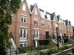 REDPATH TOWNHOMES  98, 100, 106, 108 Redpath Ave., 83, 85, 87, 89 Lillian St.