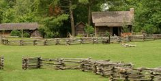 """Museum of Appalachia in Tennessee. This is worth going to see if you like the old mountain history of the Appalachian people. You need to plan a full day for this. Lots to see. """"Let the Past Touch Your Soul"""" Appalachian People, Appalachian Mountains, Tennessee Valley Authority, Smoky Mtns, Farm Village, Shed Cabin, Natchez Trace, Local Attractions, History Museum"""
